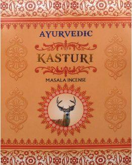 Encens Kasturi Ayurvedic Musc encens indien naturel
