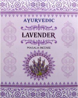 Encens Lavande Ayurvedic