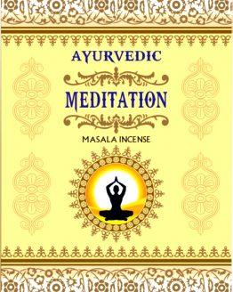Encens Meditation Ayurvedic