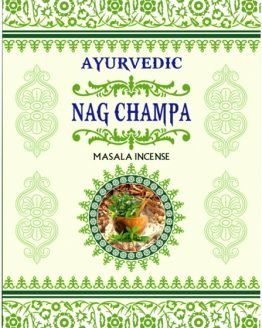 Encens Nag Champa Ayurvedic