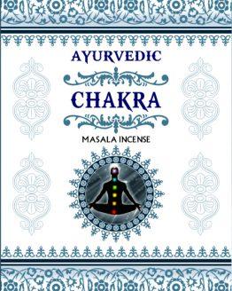 Encens Chakra Ayurvedic