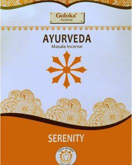 Encens Goloka Ayurveda
