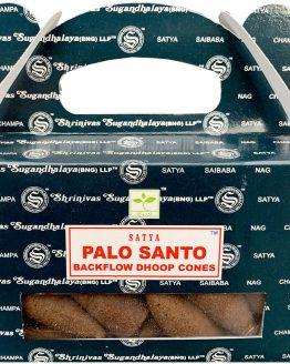 Cônes Backflow Satya Palo Santo