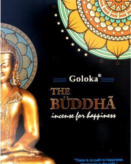 Encens Goloka Bouddha black series