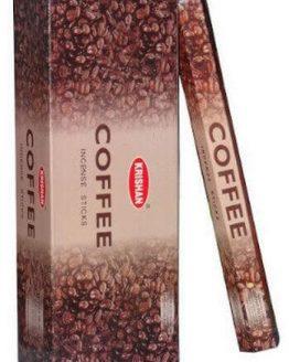 Encens Café Krishan (3 boîtes de 20 grammes)
