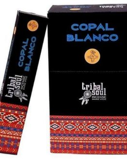 Encens Copal Blanc Tribal Soul