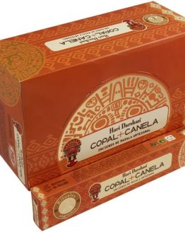 Encens Copal & Cannelle Copal Series Hari Darshan