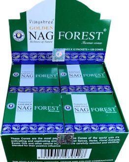 Cônes Vijayshree Golden Nag Forest