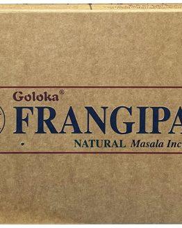 Encens Goloka Frangipani