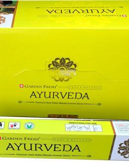 Encens Garden Fresh Fresh Ayurveda