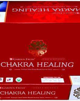 Encens Garden Fresh Chakra Healing