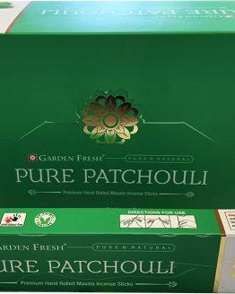 Encens Garden Fresh Patchouli