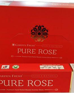 Encens Garden Fresh Rose
