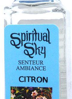Huile parfumée Citron Spiritual Sky 10ml