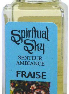 Huile parfumée Fraise Spiritual Sky 10ml