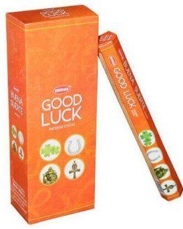 Encens Bonne Chance Krishan (3 boîtes de 20 grammes)