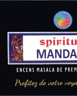 Encens Spiritual Mandala Sri Durga