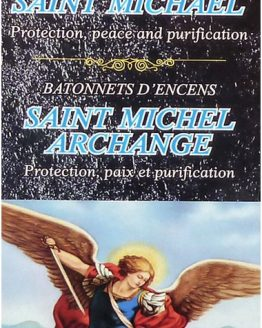 Encens Archange Saint-Michel Tulasi (3 boîtes de 20 gr)