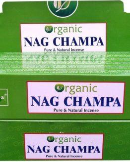 Encens Nag Champa Bio Nandita