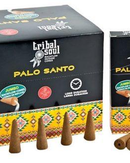 Cônes Backflow Tribal Soul Palo Santo