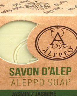 Savon d'Alep Alepeo Jasmin 8% 100g