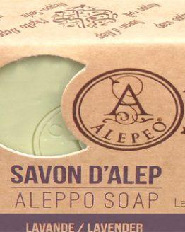 Savon d'Alep Alepeo Lavande
