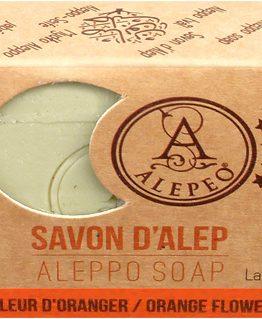 Savon d'Alep Alepeo Fleur d'Oranger