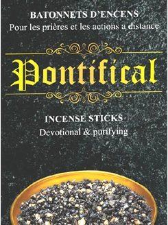 Encens Pontifical HEM (3 boîtes de 20 grammes)