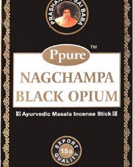 Encens Black Opium Ppure