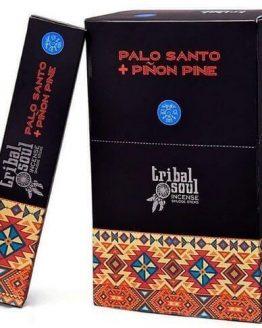 Encens Palo Santo & Pin Tribal Soul