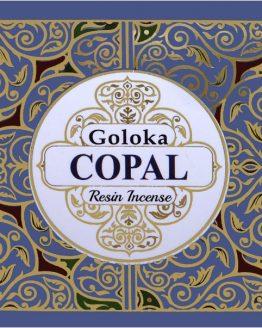 Encens résine Copal Goloka 50g