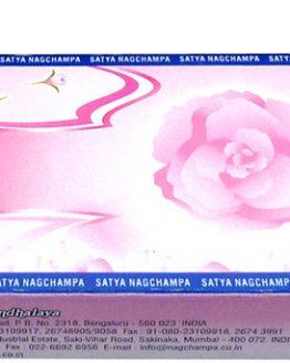 Dhoop Sticks Rose Fraîche Satya