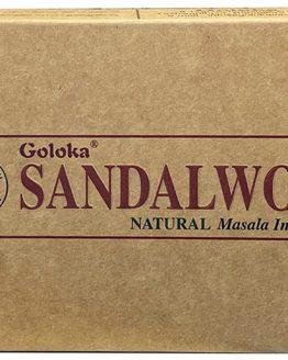 Encens Goloka Bois de Santal
