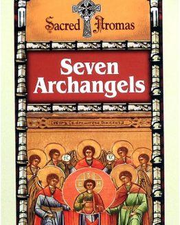 Encens 7 Archanges Tulasi (3 boîtes de 20 grammes)