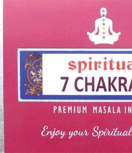Encens Spiritual 7 Chakras Sri Durga