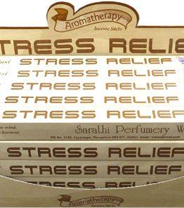 Encens Anti-Stress Tulasi 8bts (5 boîtes de 8 bâtonnets)