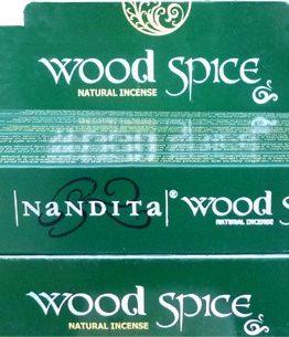 Encens Wood Spice Nandita