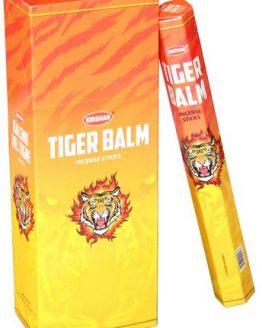 Encens Baume du Tigre Krishan (3 boîtes de 20 grammes)