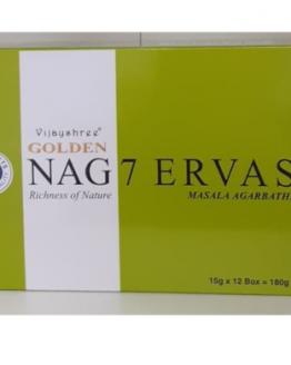 Encens 7 Herbes Vijayshree Golden Nag