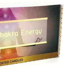 ougie Chakra Energy aux huiles essentielles Fleur de Vie 120g