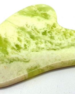 Palme de Massage Jade Verte