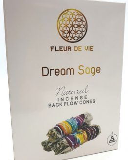 Cônes Backflow Dream Sage Fleur de Vie
