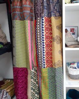 Jupes longues en sari