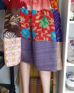 jupe sari courte