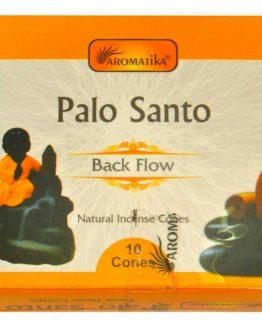 Cônes Backflow Palo Santo Aromatika